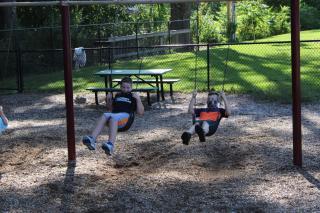 Swinging fun!