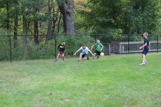 After school outside fun!